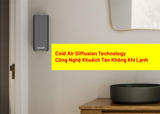 Công nghệ khuếch tán không khí lạnh - Cold Air Diffusion Technology (Công nghệ phun sương)